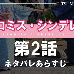 プロミスシンデレラ(プロシン)2話ネタバレあらすじ感想は?原作との違いを紹介!