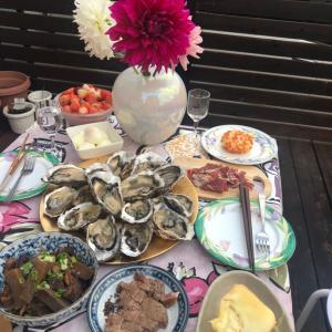 白井家の食卓~アニバーサリーなご飯