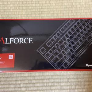 キーボードといったらこれ!Realforceが最高だった件