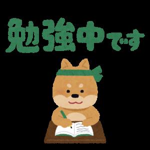 【韓国語勉強】TOPIKまで1カ月きった