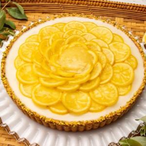 キル フェ ボンから「ウィークエンド・シトロンのタルト」 はちみつ漬けレモンたっぷり!