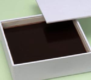 とらや「絹・深紫」小豆の風味を生かした舌ざわりのよい水羊羹 4店舗限定!