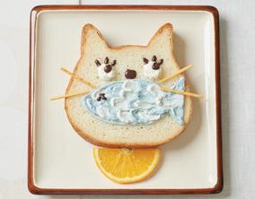 """ねこねこ食パン「豪華まねきねこセット」 ねこねこポーチ付き! """"招き猫の日"""" に発売!"""