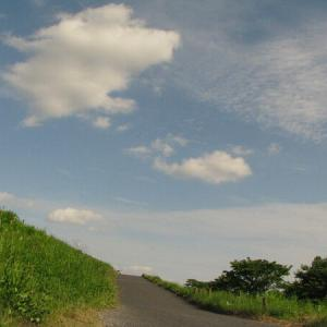 空の写真です・・!(* ̄3 ̄)╭