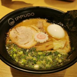 【一風堂ippudo】タイバンコクでも安定の美味しさのラーメン