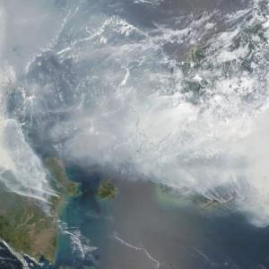 マレーシア 〖大気汚染 ヘイズってなに?〗