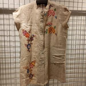 京都伊勢丹沖縄物産展の展示服