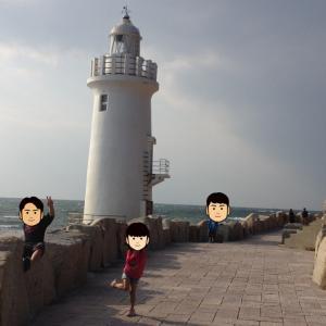 伊良湖ロングビーチ・伊良湖岬灯台