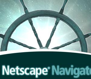 10年前のブラウザで今のネットを見てみた。(Netscape Navigator 9.0.0.6)