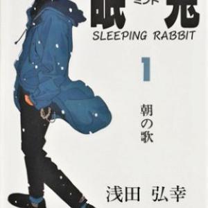 眠兎 全2巻(浅田弘幸・1992)【Luck'o書庫 No.006】ネタバレあり