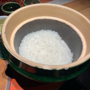 京都祇園 米料亭 八代目儀兵衛 ディナー