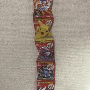 ポケットモンスターとコラボ!森永製菓『おっとっと うすしお』を食べてみた!