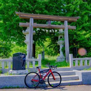 ライドスポット 『阿蘇神社』 東京、羽村市にある多摩サイのサイクリストの聖地