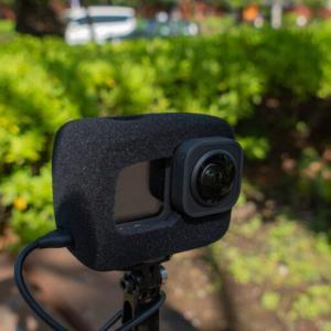 ロードバイクにアクションカメラを載せて走行動画撮影 無理しても高級アクションカメラを買え!