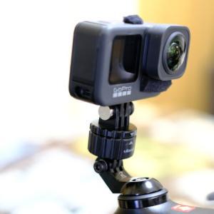 アクションカメラでライドの走行動画撮影 カメラはGoPro Hero9 Blackの一択です! その3つの理由