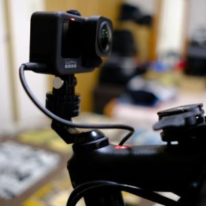 ライド走行動画の撮影 GoPro Hero9のマウント方法はこれだ❗