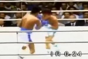一時代を築いたボクサー・辰吉丈一郎