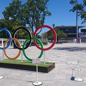 オリンピックに関わる仕事