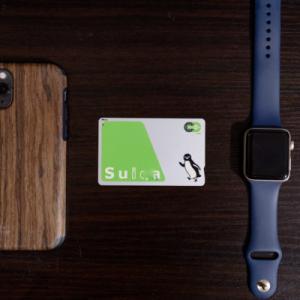 iPhoneとApplewatch両方でSuicaを利用する2つの方法