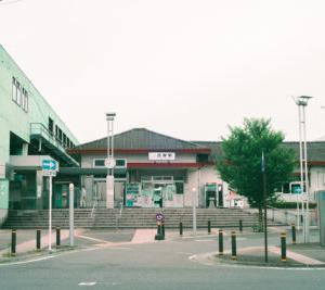 【カメラと散歩#5】氏家駅を散歩ついでに初めて撮影して新しい発見をした
