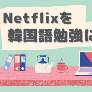 Netflixを韓国語勉強に!   具体的な活用方法かいてます