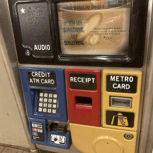 ニューヨーク市での地下鉄はユニーク?初めて乗車券を購入する方法