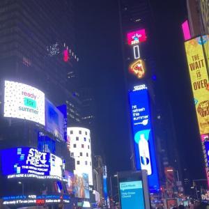 マンハッタンで見つけた東京オリンピックの応援グッズ&広告集