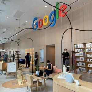 ニューヨークに完成したgoogle世界初の実店舗 google storeへ!