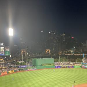 ピッツバーグはどんな街?全米で一番綺麗な野球場PNC parkを紹介!VIP席の内部も