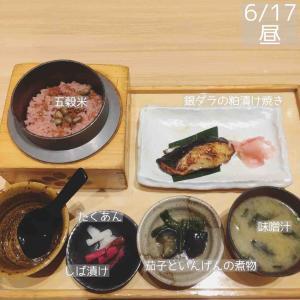 【食事記録】6月17日「外食するときのお店選び」