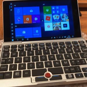 外出先でネットをサクサク!!ウルトモバイルノートパソコン「GPD Pocket (ジーピーディ・ポケット)」