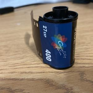 【フィルム作例&撮影レビュー】VIBE Photo 400【彩度やや低めのフィルム】