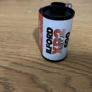 【フィルム作例&撮影レビュー】ILFORD XP2 400【カラーフィルムようにモノクロ現像できる(C-41処理可能)】