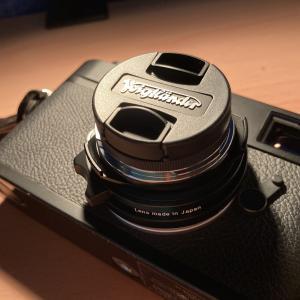 デジタルライカで好きな画角を欲しくて「Cosina Voigtlander(フォクトレンダー) COLOR-SKOPAR 35mm F2.5 PII」を購入レビュー