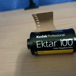 【フィルム作例&撮影レビュー】Kodak Ektar(エクター)100 135 36枚撮り【プロ用フィルムで鮮やかな質感をそのままに】