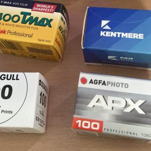 フィルムカメラを使ってモノクロフィルムで撮る楽しさ