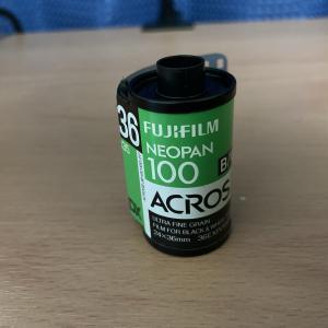 【フィルム作例&撮影レビュー】富士フイルム NEOPAN  ネオパン100 ACROS II(アクロス2)【モノクロを世界最高水準で階調再現を楽しめる】