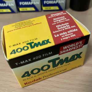 【フィルム作例】Kodak T-MAX ISO400 プロフェッショナル【コダックの期限切れモノクロフィルム】