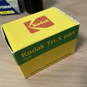 【フィルム作例】Kodak Tri-X pan 400【コダックのモノクロフィルム】