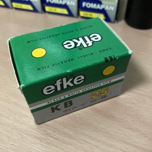【フィルム作例】efke(エフケ) KB ISO25【クロアチア製のモノクロフィルム】