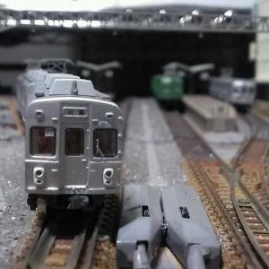 東急7200系(赤帯なし)鉄コレ