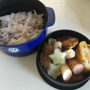 毎日のお弁当作り