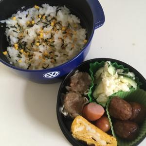 お弁当作り★新学期