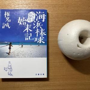 【我が家の書棚から】海浜棒球始末記 椎名誠 17年物