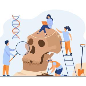 我々はどこから来たのか-最新研究からわかる弥生時代~古墳時代のヤポネシア人のDNAについて