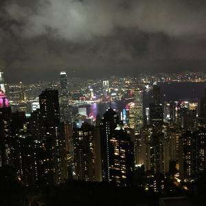 住みたい場所 5年前の香港