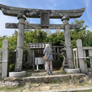 初夏の熟年親子旅 新潟県弥彦温泉