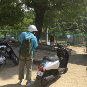 旅の失敗談 バイク乗るのはやめて