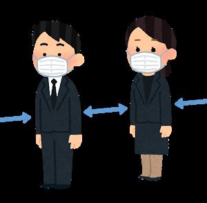 【試用期間】認識のソーシャルディスタンス