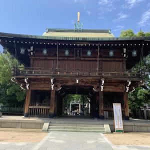 石切劔箭神社(東大阪市)